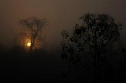 Sunrise in Pai