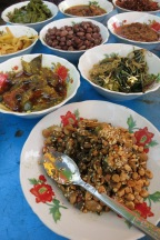 The Burmese cuisine is diverse!
